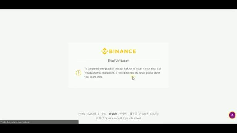 How to join Binance with a referral code?