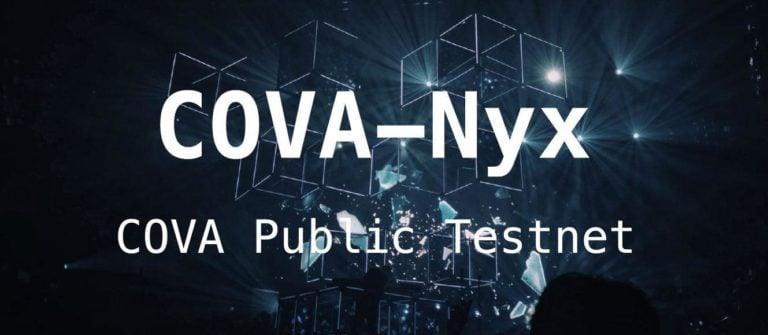 COVA Debuts Public Testnet with 30 Times the Processing Power of Ethereum