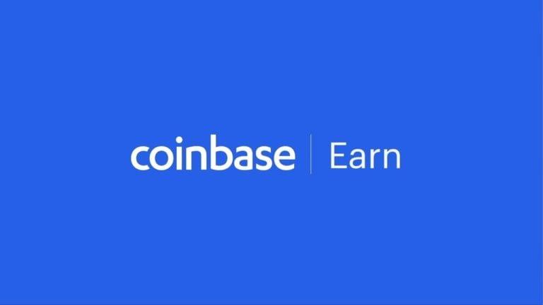 Coinbase launches Coinbase Earn