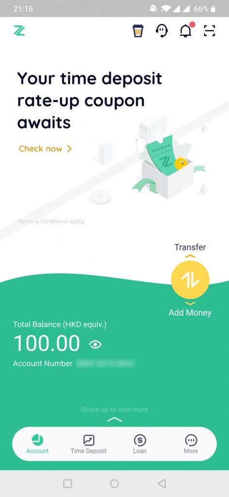 za bank invitation code get 2 bonus interest